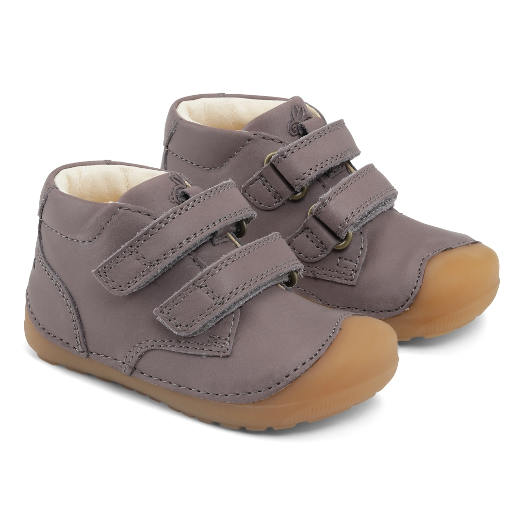 Bundgaard Petit Velcro Dark Grey