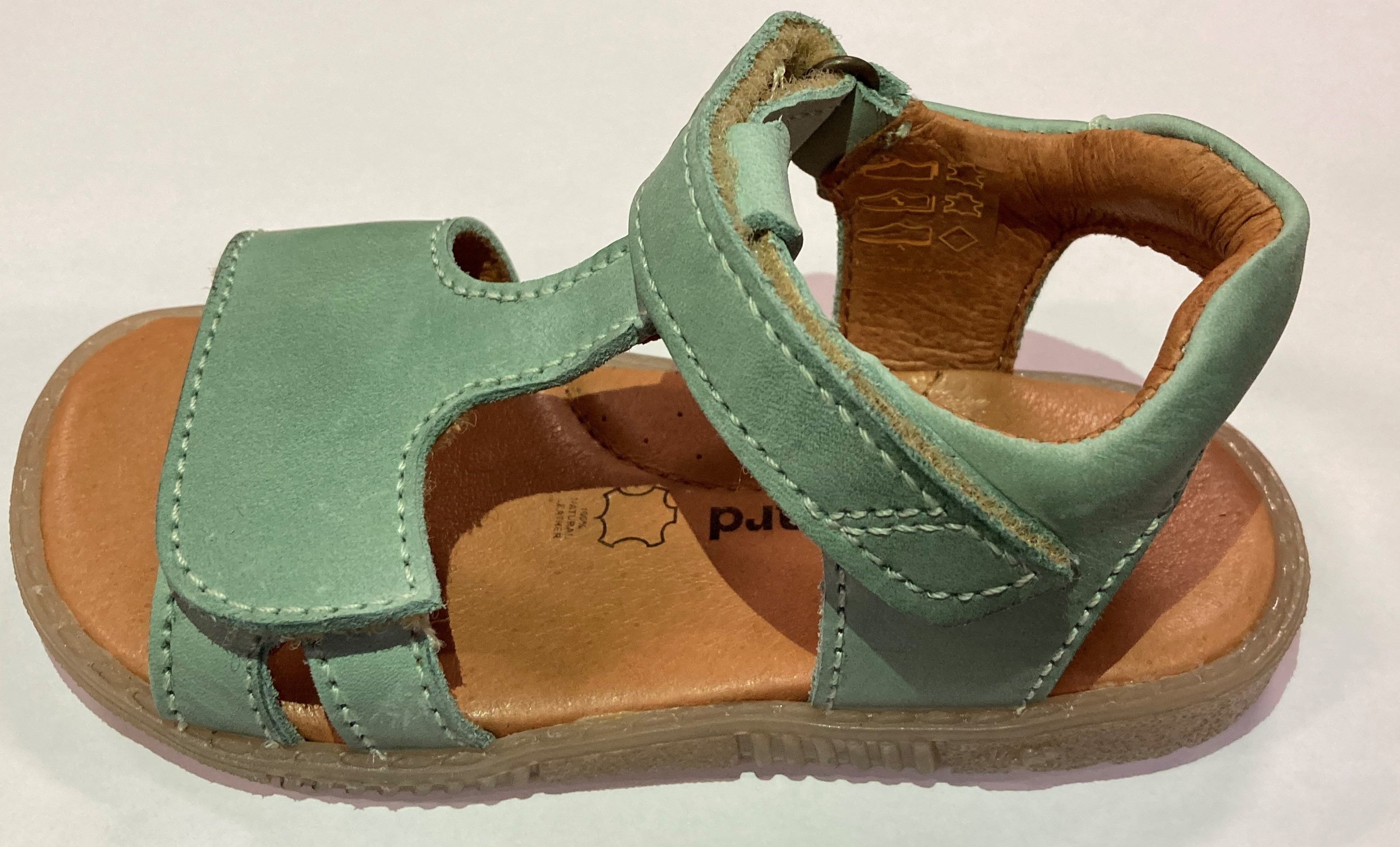Bundgaard Reno Sandal Mint On
