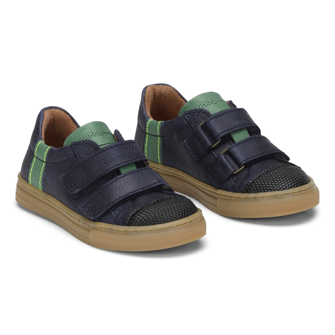 Bundgaard Deni Velcro Low Navy 35