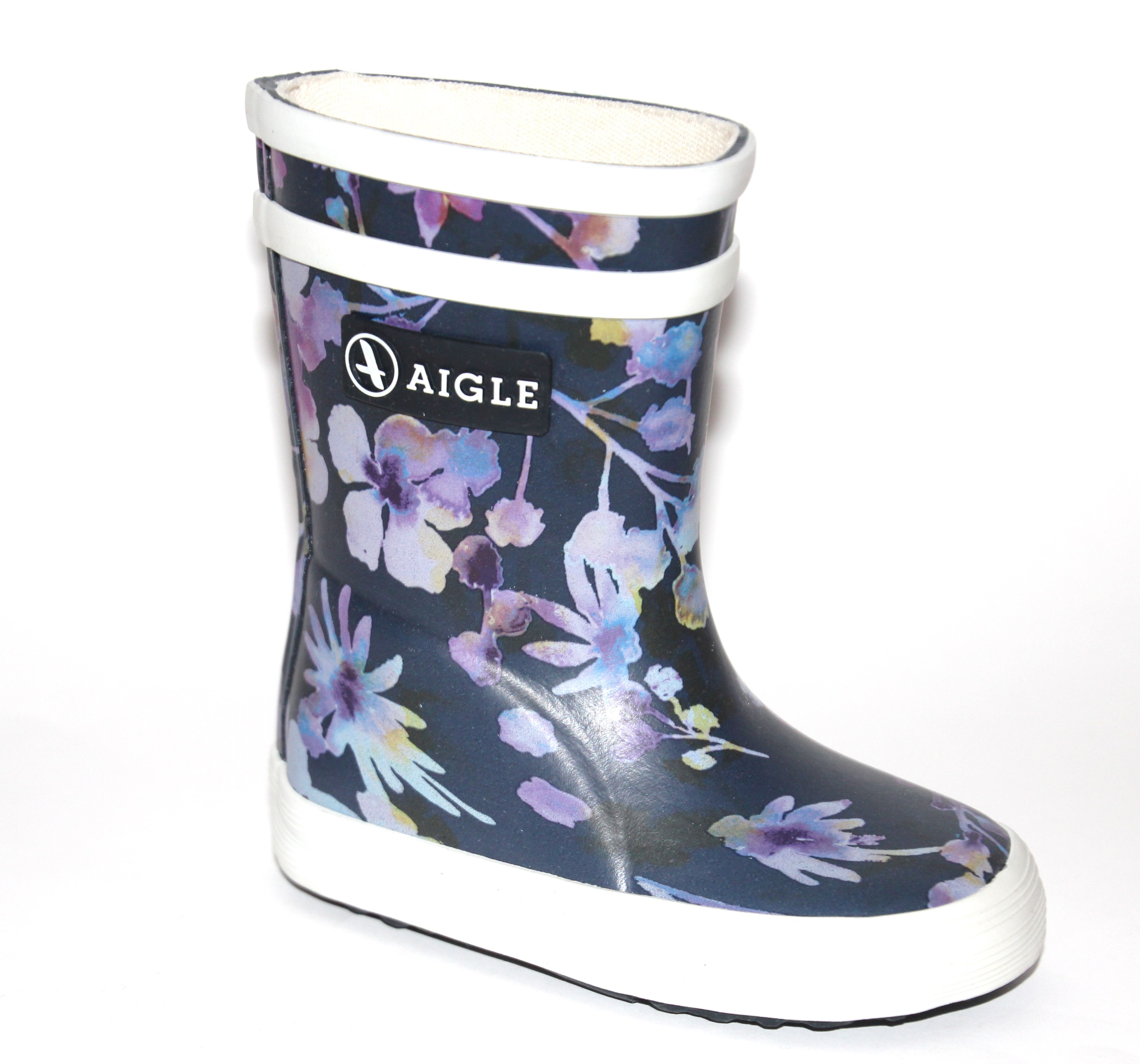 AIGLE Baby Flag Dark Flower